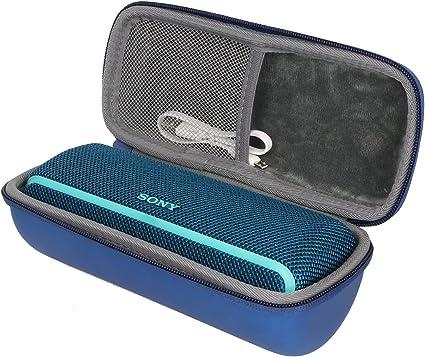 SRSXB21//Ll Sony SRS-XB21 Portable Wireless Bluetooth Speaker Blue