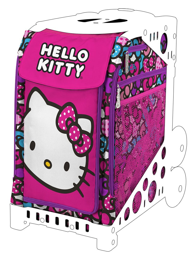 Zuca Hello Kitty Bow Party Sport Insert Bag (Bag Only) by ZUCA