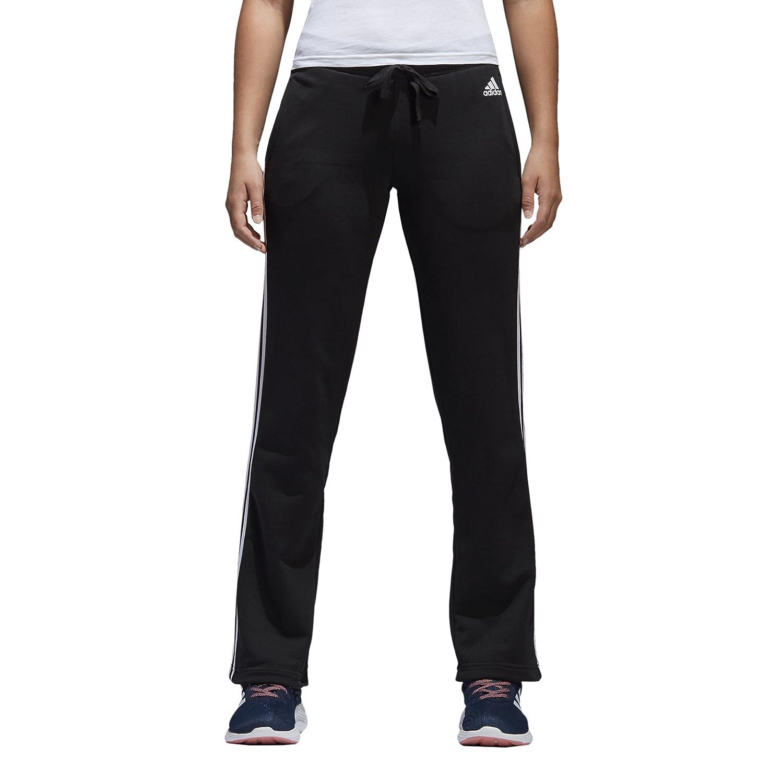 adidas Women's Essentials 3 Stripes Open Hem Slim Pants, Black/White, Medium adidas Canada Limited Parent Code - SPORTS S97116