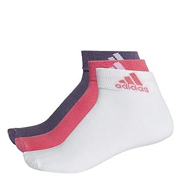 Adidas Cf7369 Calcetines, Unisex Adulto, (Rosa/Blanco/Púrpura), 43