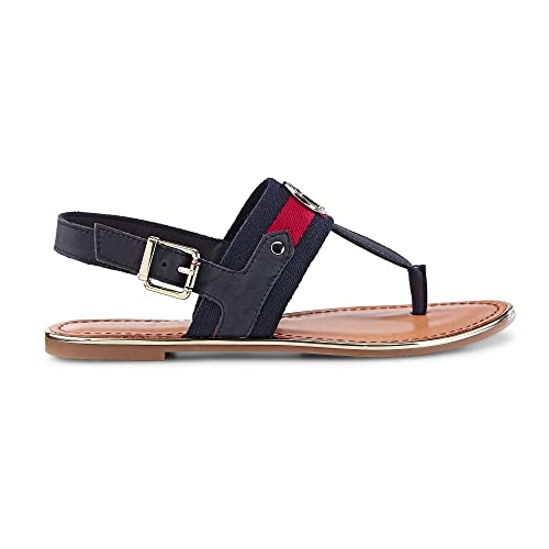 Sandales, color Blue , marca TOMMY HILFIGER, modelo Sandales