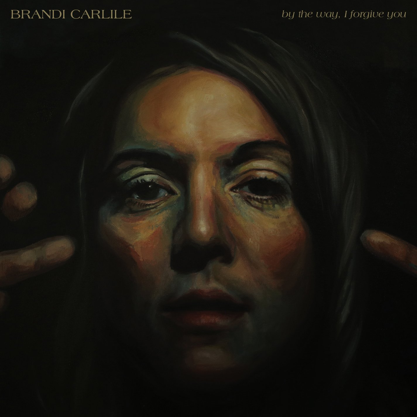 Brandi Carlile - By The Way, I Forgive You (Vinyl w/Digital Download ...