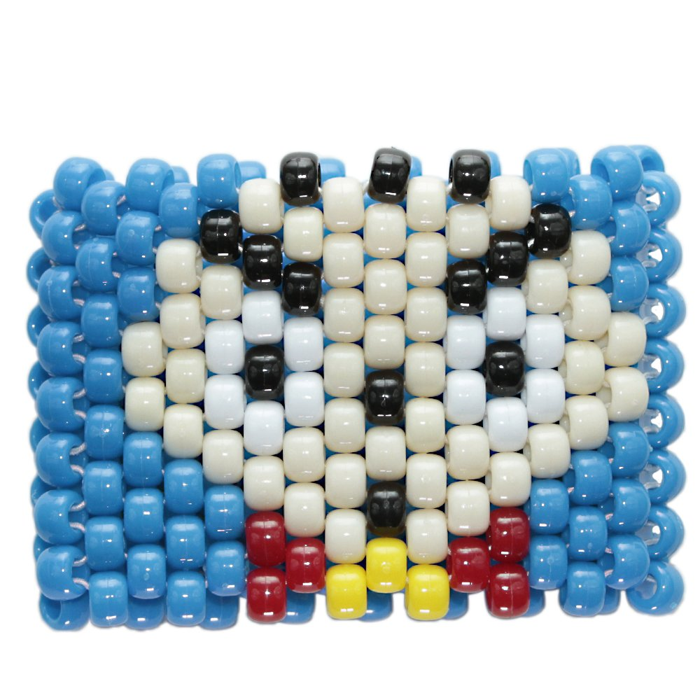 Stewie from Family Guy Kandi Cuff by Kandi Gear