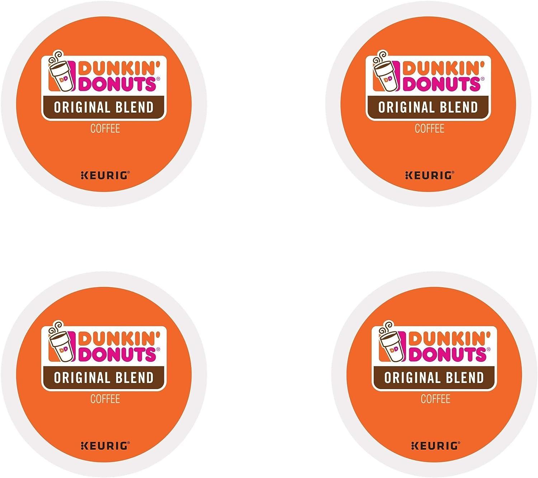 Dunkin' ドーナツ オリジナルブレンド (72Kカップ) (4パック)