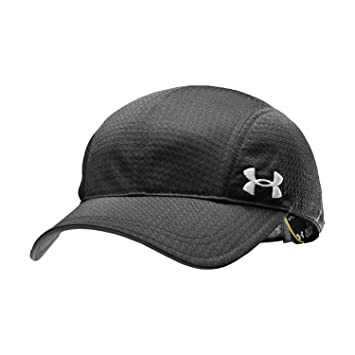 Under Armour Running Cap for Women Black One Size  Amazon.co.uk ... 4c8e8d56a05
