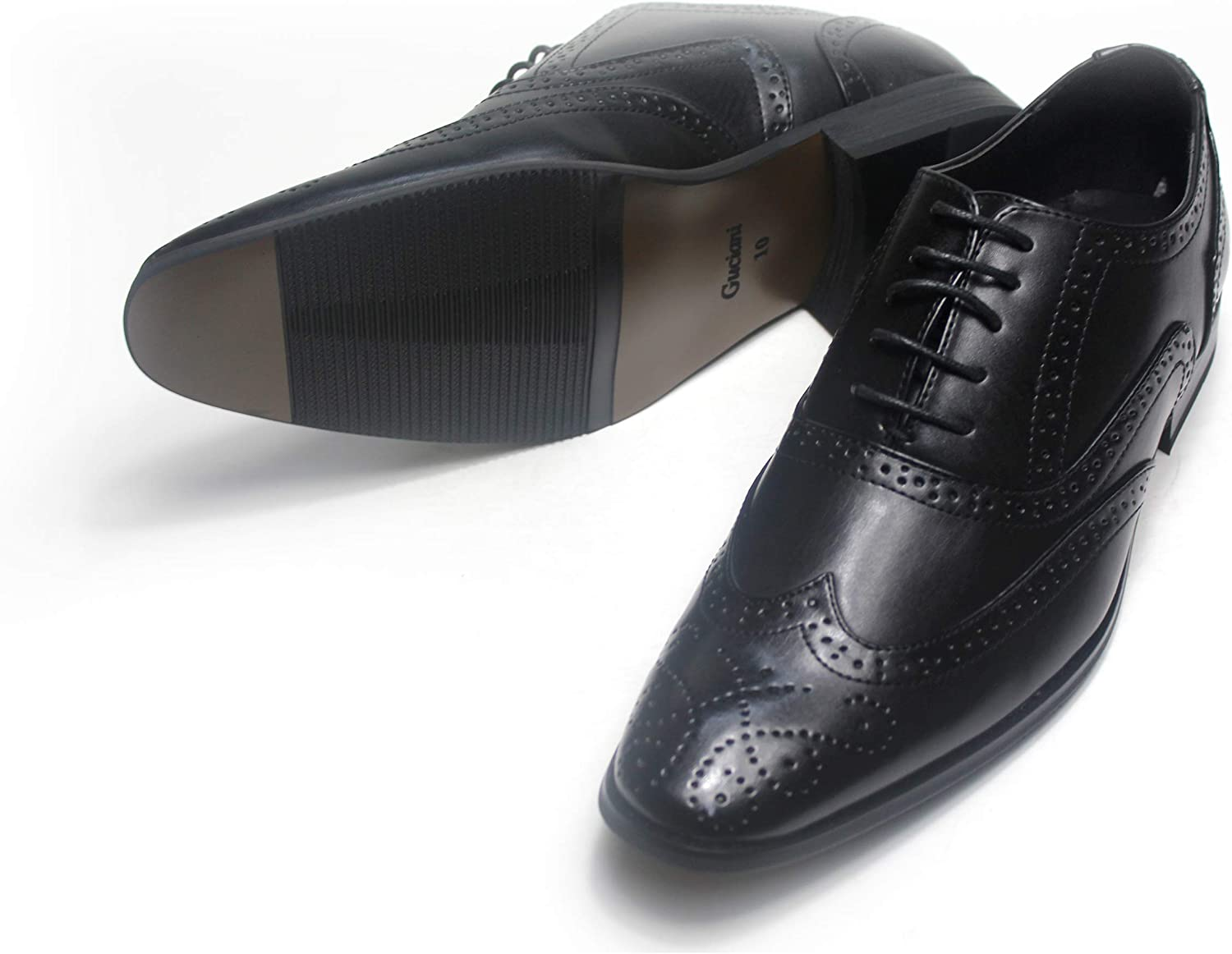 Sale Shoes Mens Patent Leather Look