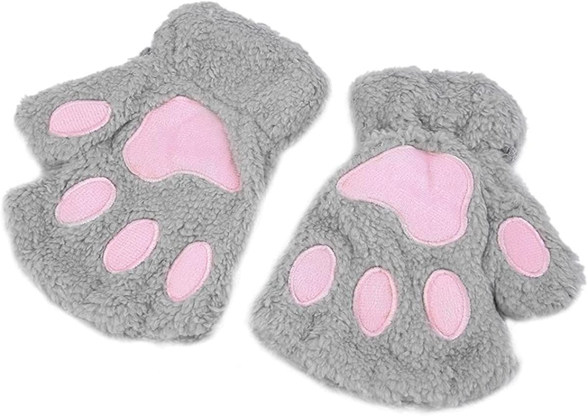 Queenbox Women Cat Paw...