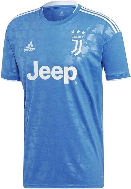 adidas Juve H JSY Y T Shirt Mixte: : Vêtements et