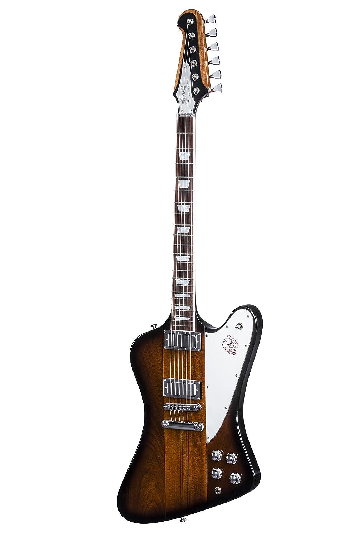 Amazon.com: Gibson USA Firebird HP 2017 Electric Guitar, Vintage Sunburst: Musical Instruments