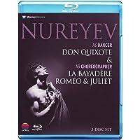 Nureyev (Don Quixote/La Bayadere,Romeo & Juliet) [USA]