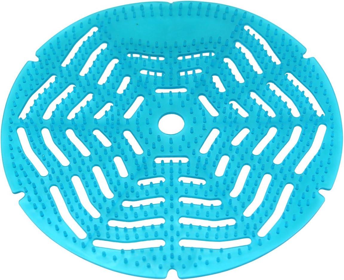 Unicoco Paquet De 10 /Écran Urinaire D/ésodorisant Protecteur Splash Pour Chaque Odeur Urinaire Fragrant Bassin Bleu Outil Pratique Utilitaires