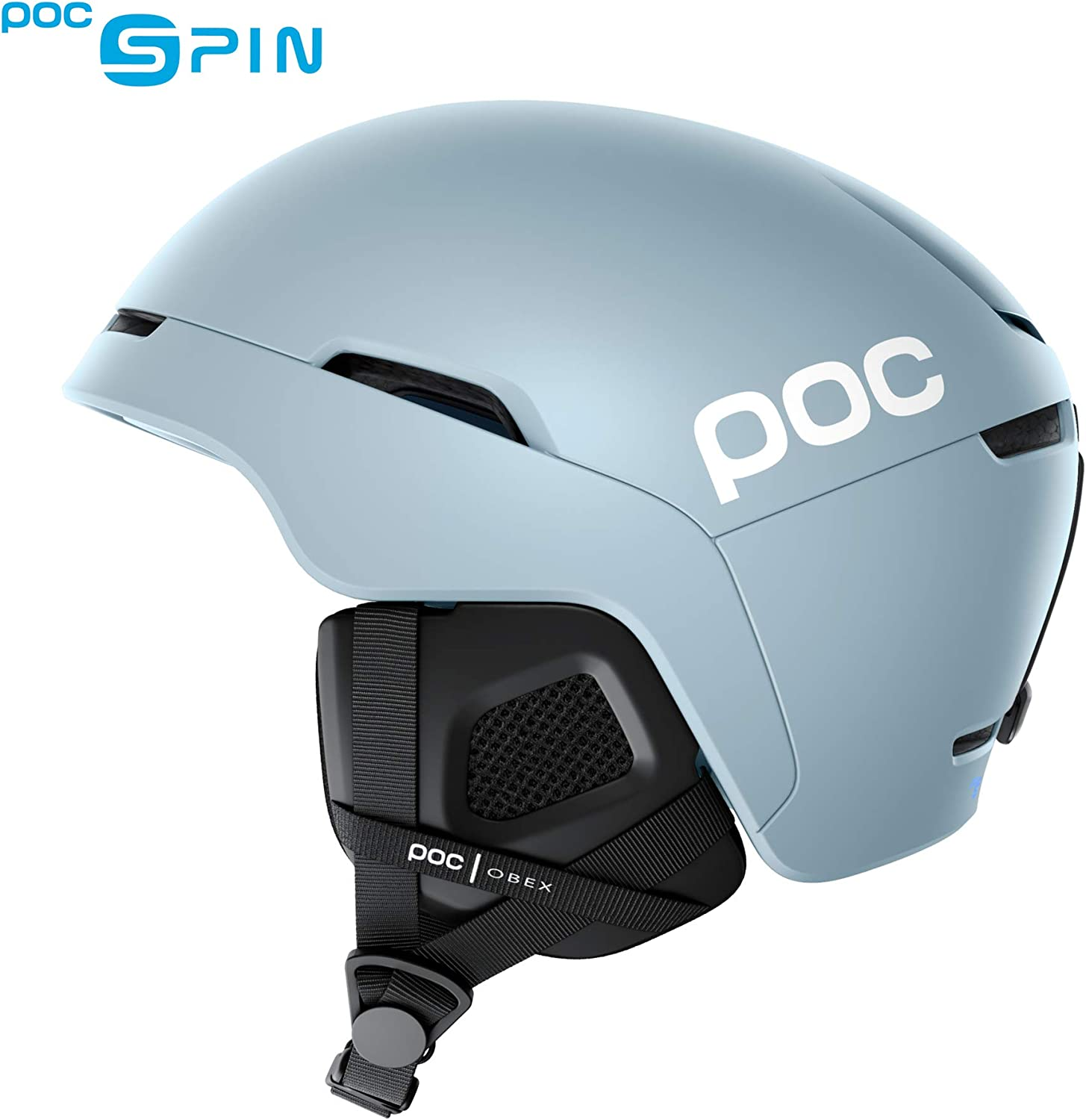POC – Obex SPIN Snowboard and Ski Helmet for Resort and Backcountry Riding, Breathable and Adjustable