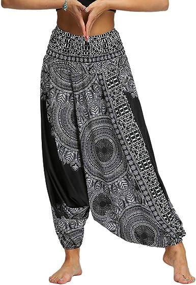 Womens Genie Pants  Genie Pants Women  Genie Pants  Womens Genie Trousers  Baggy Trousers  Womens Trousers  Harem Pattern Pants