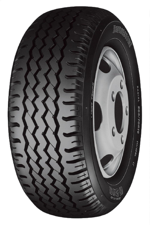 BRIDGESTONE(ブリヂストン) 小型中型トラック用タイヤ DURAVIS M804 205/65 R16 109/107L B00IRRBN4K 205/65 R16 109/107L|DURAVIS M804 205/65 R16 109/107L