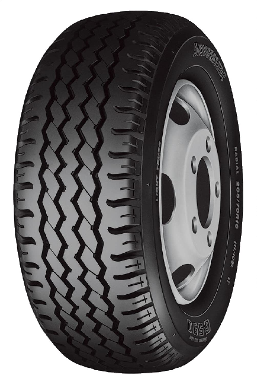 BRIDGESTONE(ブリヂストン) 小型中型トラック用タイヤ DURAVIS R205 185/65 R15 101/99L B003JANISE 185/65 R15 101/99L|DURAVIS R205 185/65 R15 101/99L