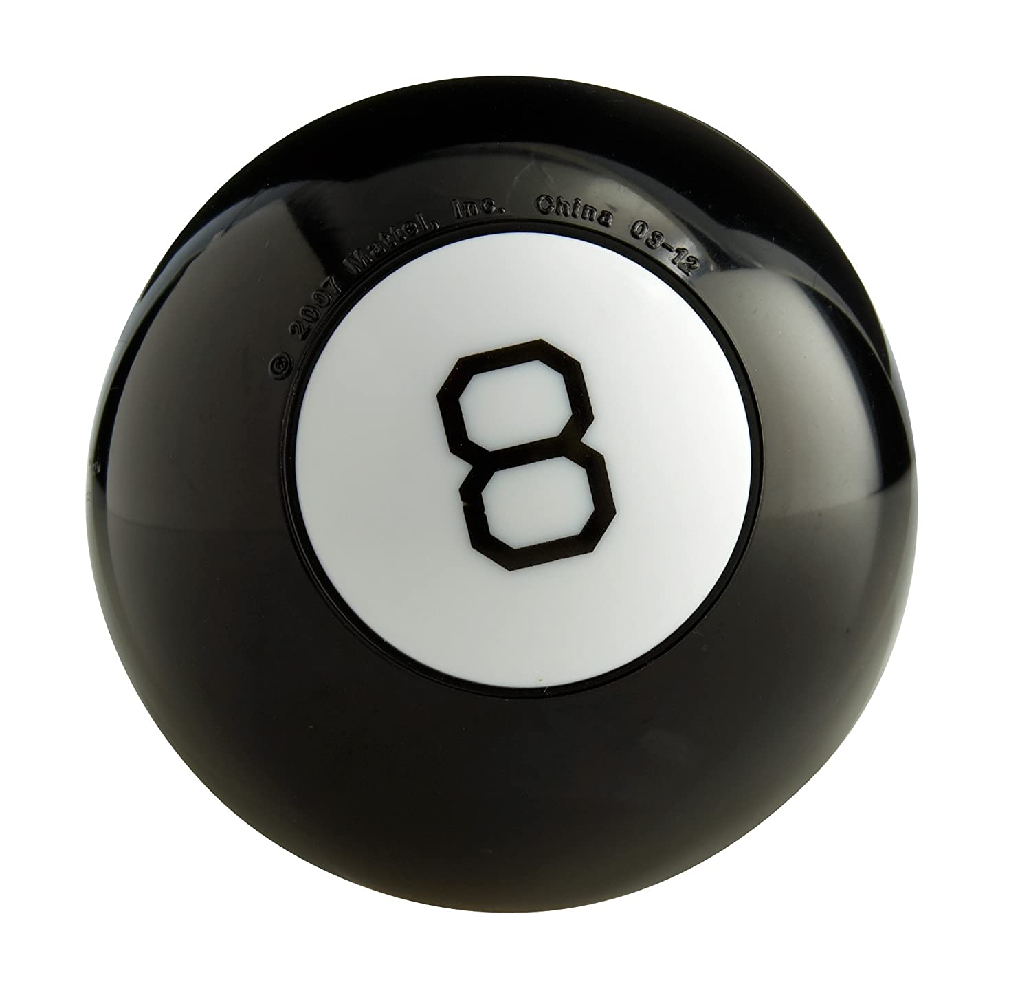 Amazon.com  Mattel Games Magic 8 Ball Mini  Toys   Games a999f7f4e