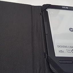 ANVAL Funda para EBOOK SPC Internet Dickens Light: Amazon.es ...