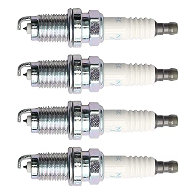 PeakCar Laser Iridium Spark Plugs, (pack of 4) Replacement 9807B-561BW IZFR6K-11S 5266 Compatible with 2006 2007 2008 2009 2010 2011 Honda Civic: Automotive