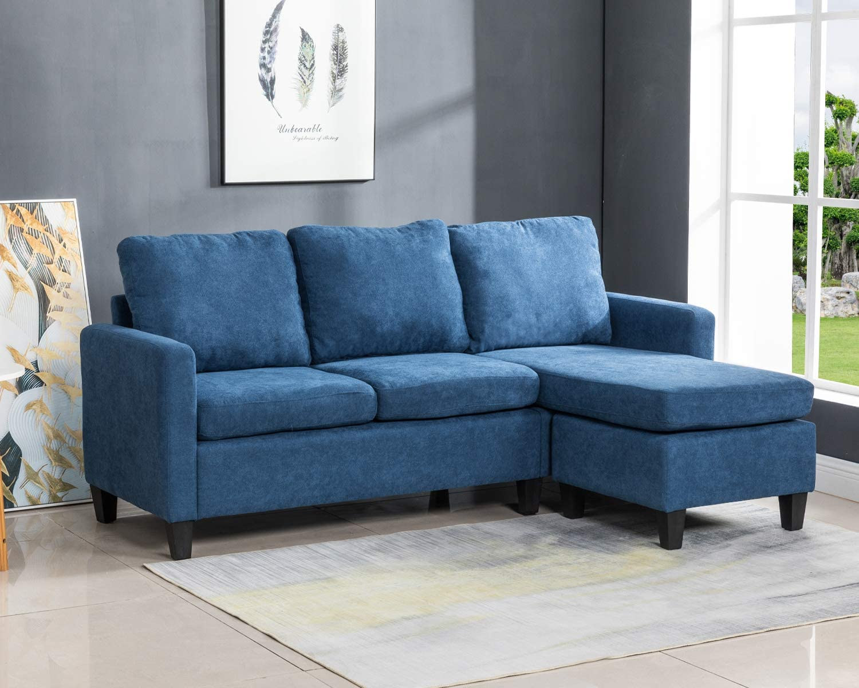 Sofa Sectional Sofa Futon Sofa for Living Room Couches and Sofas Modern  Sofa Furniture Set Sofa Set Fabric Sofa Corner Sofa Upholstered Contemporary