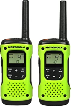 2-Pack Motorola T600 Talkabout Waterproof Two-Way Radio