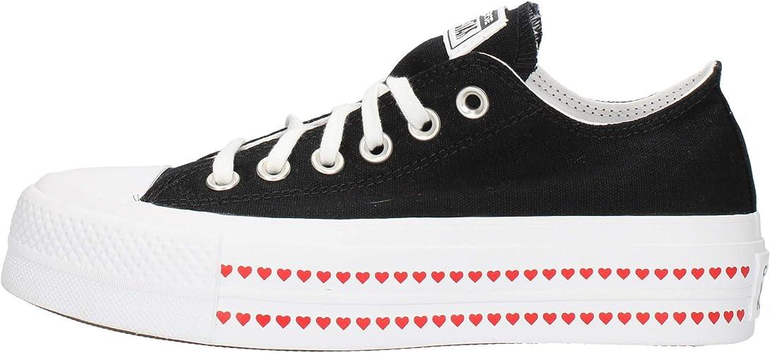 sneakers converse plateforme