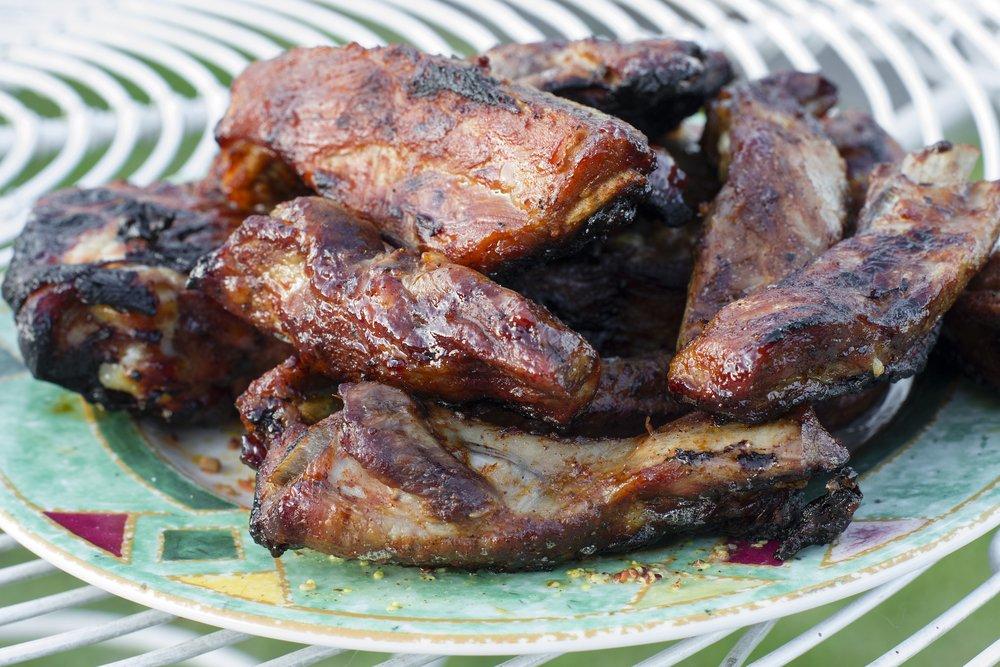 Grace Jerk Seasoning - Hot - 12 Pack x 10 oz - Authentic Jamaican Jerk Sauce - Great Jerk Marinade for Jerk Chicken, Pork, Fish, Vegetables, Tofu and More - Bonus Jerk Cooking Recipe Book