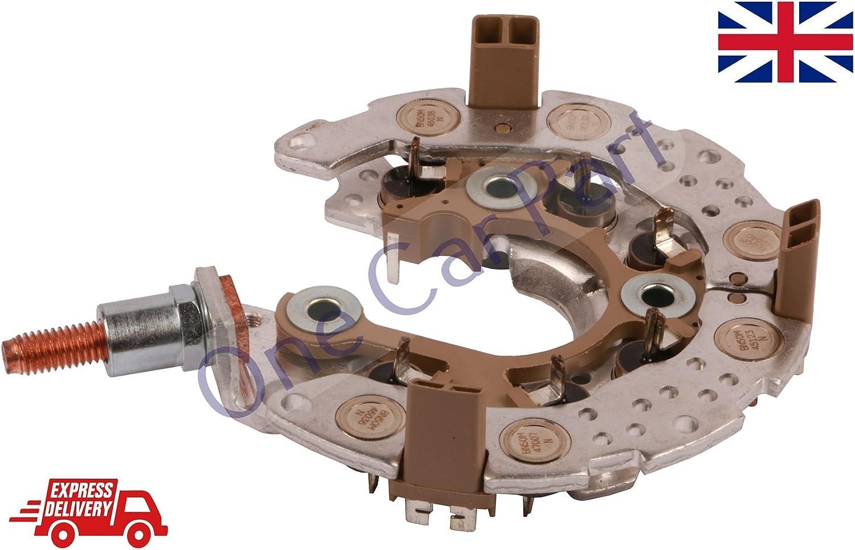 Nueva denso Alternador rectificador S40 C Max Focus rn-39 237607