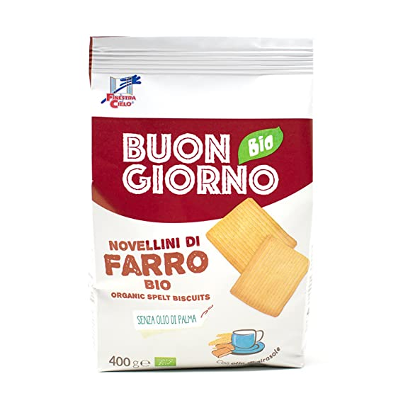 La Finestra Sul Cielo, Galleta de avena - 400 gr.: Amazon.es ...