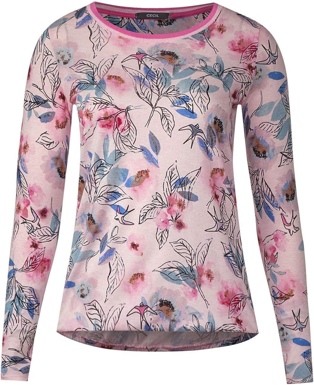 Cecil Damen Langarmshirt