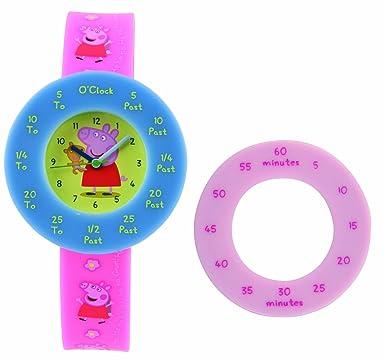 orologio di peppa pig