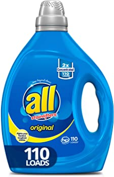 All Liquid 110-Load Stainlifter Laundry Detergent