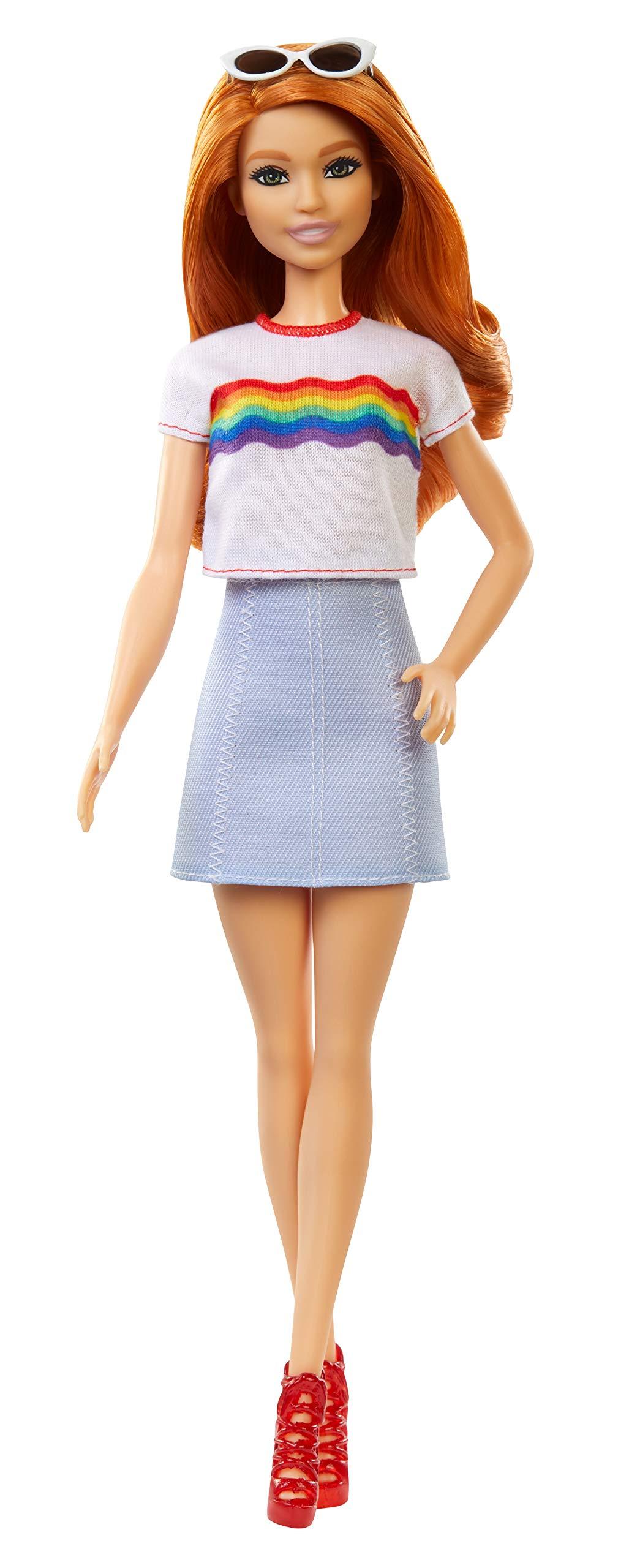Barbie Fashionistas Doll #122