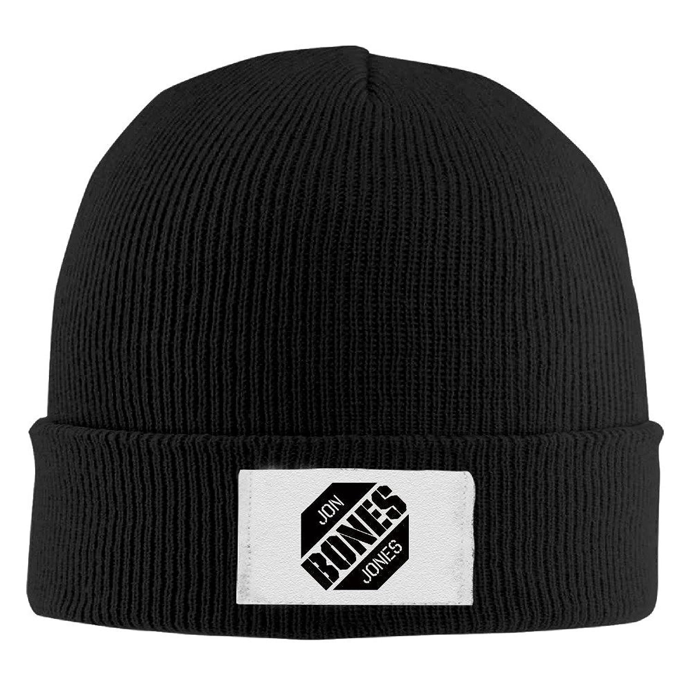 YFLLAY Jon Bones Jones Knit Cap Woolen Hat For Unisex
