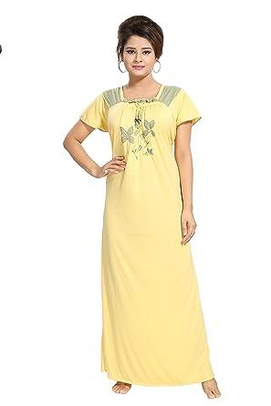 Cotton Nighty Dress