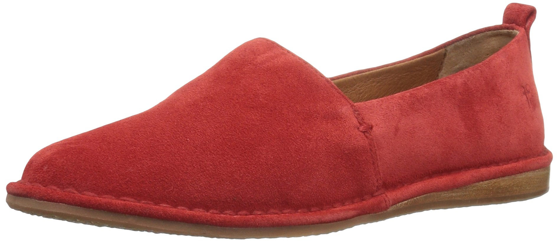FRYE Women's Helena a Line Moccasin, Red, 5.5 M US