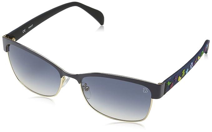 Tous STO308E-0317 Gafas de sol, Black, 58 para Mujer: Amazon ...