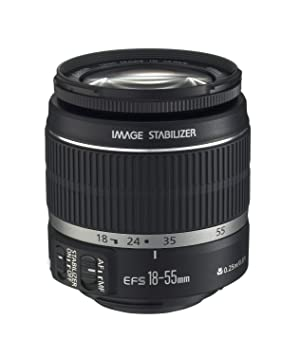 Review Canon EF-S 18-55mm f/3.5-5.6