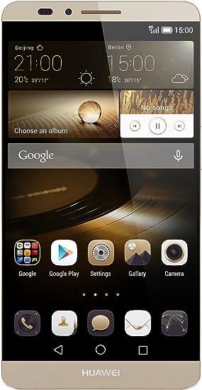 Huawei Ascend Mate 7 Premium - Smartphone libre Android (pantalla ...