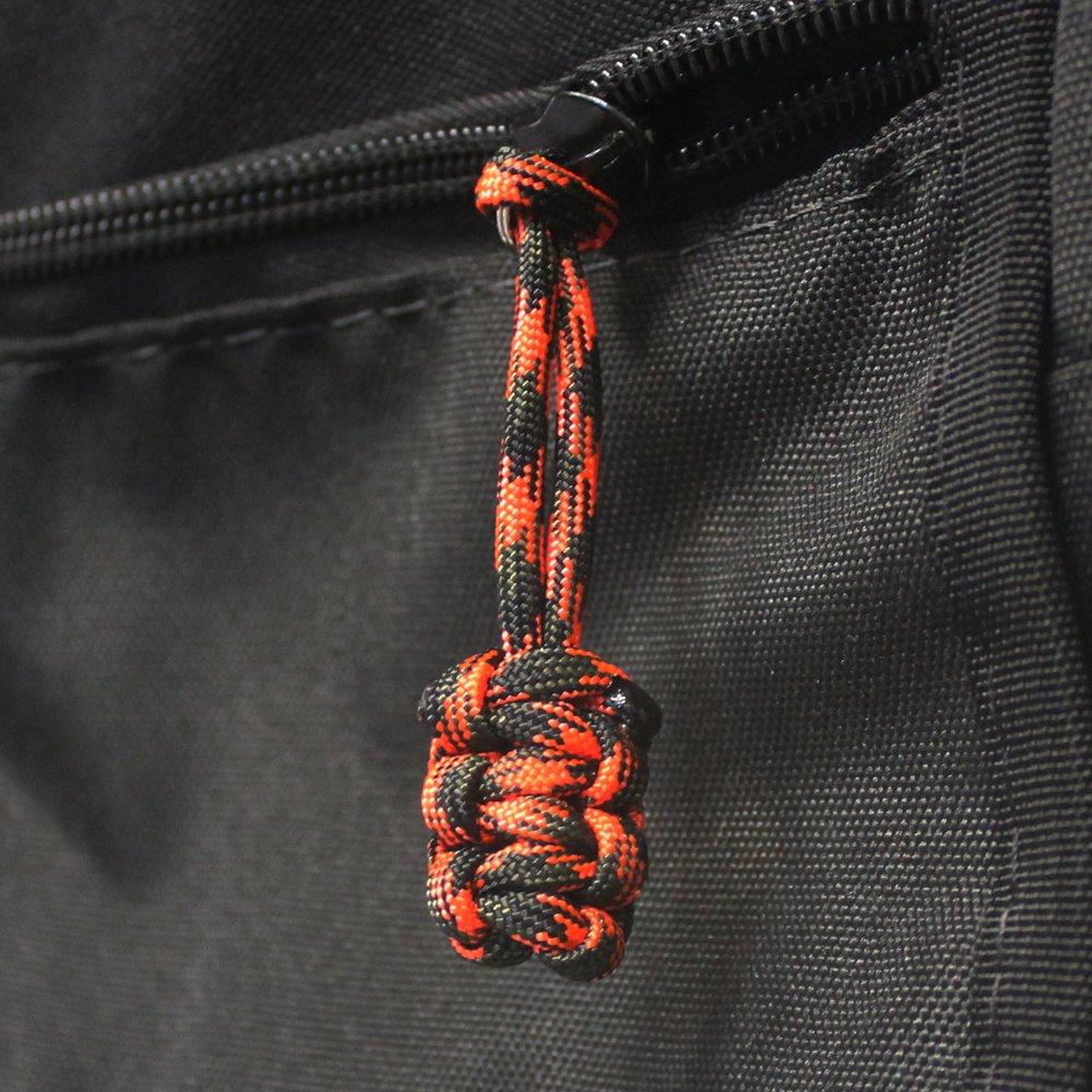 Qty 5 550 Universal Nylon Paracord Zipper Pulls Bartact