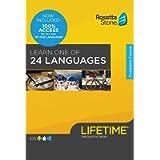 Rosetta Stone LIFETIME Access All 24 Languages