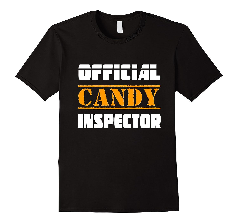 Official Candy Inspector T-shirt-FL