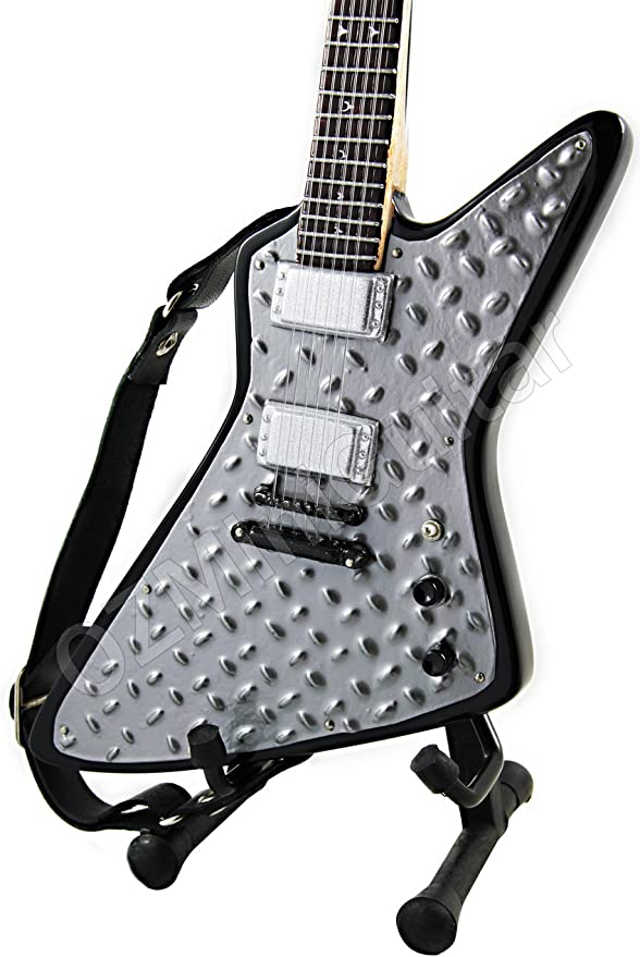 James Hetfield JH2 ESP Explorer Metallica - Guitarra en Miniatura: Amazon.es: Hogar