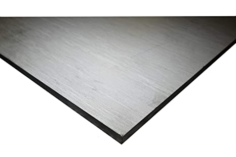 """3//16/"""" Stainless Steel Plate 3//16/""""X 8/""""X 12/"""" 304 SS"""