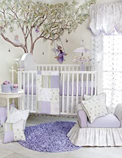 product image for Glenna Jean Penelope 3 Piece Quilts Set, Lavender/Mint/White