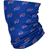 FOCO Unisex-Adult NFL Big Logo Multi-Use Neck Gaiter