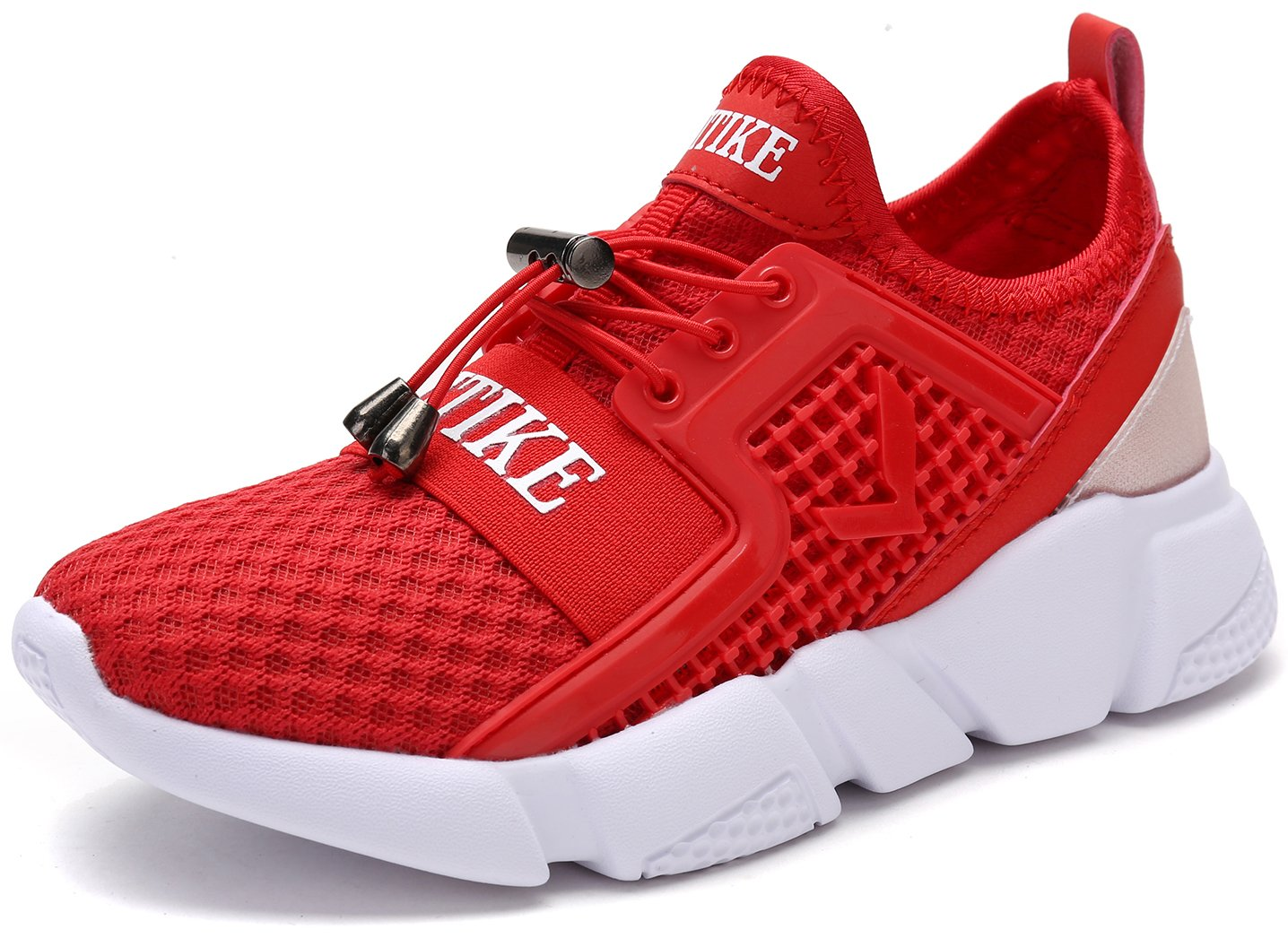 VITIKE Sneakers for Boys and Girls, Kids Running Lightweight Shoes - Athletic Tennis Shoe Comfort Mesh Breathable
