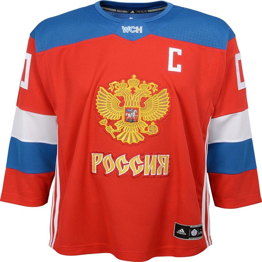 new concept c8d71 8b784 Amazon.com: Team Russia 2016 World Cup Of Hockey Evgeni ...