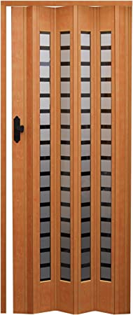 Puerta corredera Sylt 86 x 203 cm, madera de haya: Amazon.es: Hogar