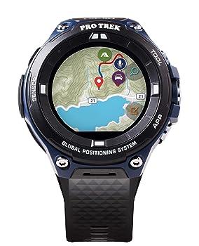 Casio PRO TREK WSD-F20 Waterproof Smartwatch