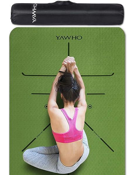 Liforme Esterilla Yoga Antideslizante - Mejor Colchoneta De ...